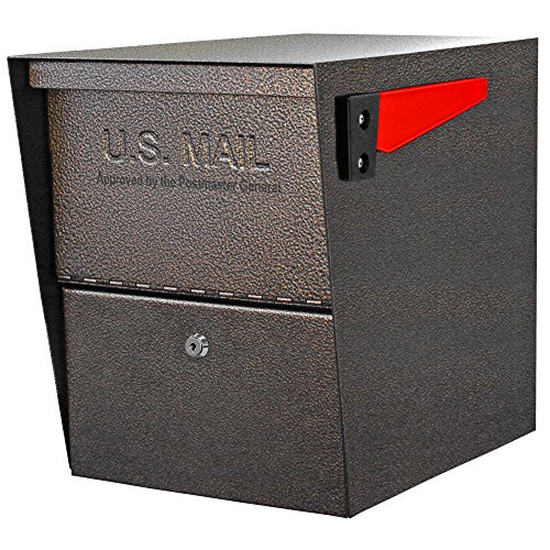 Mail Boss Package Master Security Mailbox, Bronze 7208
