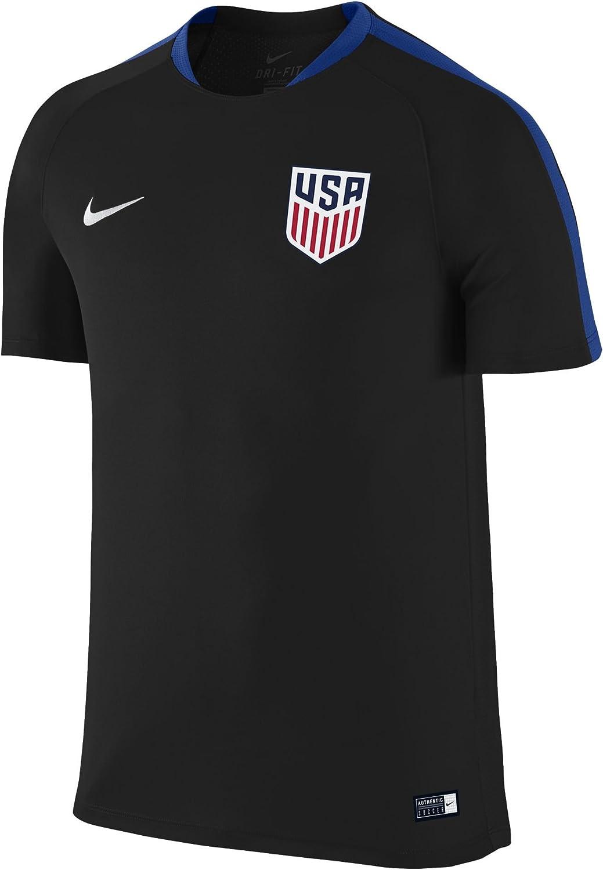 Nike United Staaten Staaten Staaten Flash Training Fußball Jersey (schwarz) B01FEBK3WY  Angemessene Lieferung und pünktliche Lieferung b2a186