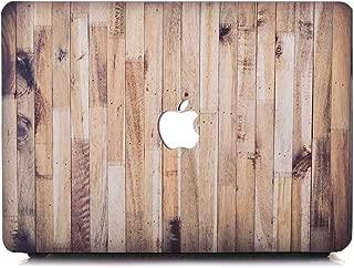 D-PLANET Mac A1989 A1706 A1708 Case 2016/2017/2018/2019 MacBook Pro 13 Inch Case Wood Cover 13-Inch MacBook Pro (A1706/A1708)