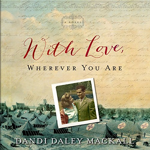 With Love, Wherever You Are audiobook cover art