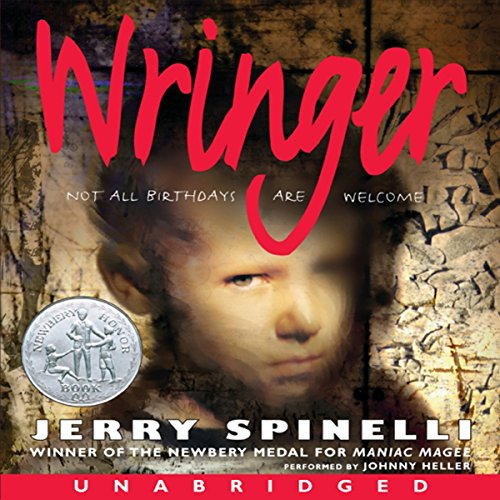 Wringer cover art