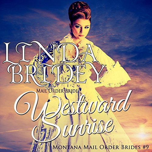Westward Sunrise audiobook cover art