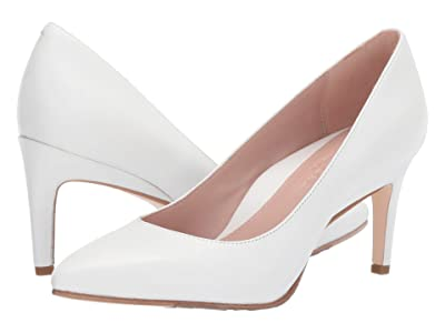 Taryn Rose Gabriela (White Calf) Women