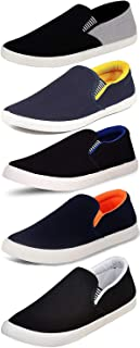 Ethics Men's Loafer (Set of 5 Pairs)