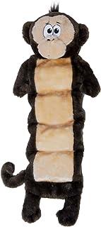Outward Hound Squeaker Palz Monkey Plush Dog Toy