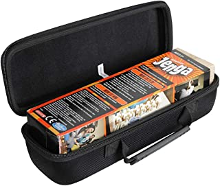 Adada Hard Travel Case for Jenga Classic Game(Only Case)