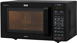 IFB 23 L Convection Microwave Oven (23BC5, Black, With Starter Kit)