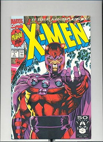 X-Men #1 (Cover D Magneto) Vol. 1 October 1991