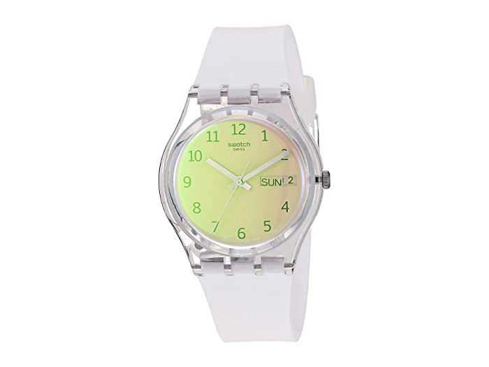Swatch  Ultrasoleil - GE720 (Yellow) Watches