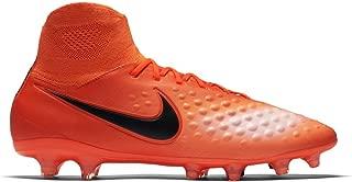 Magista Orden II FG Soccer Cleats Crimson Mens 843812-806 Sz 12.5