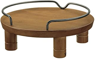 リッチェル ペット用 木製テーブル シングル ブラウン