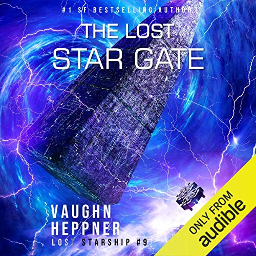 The Lost Star Gate cover art