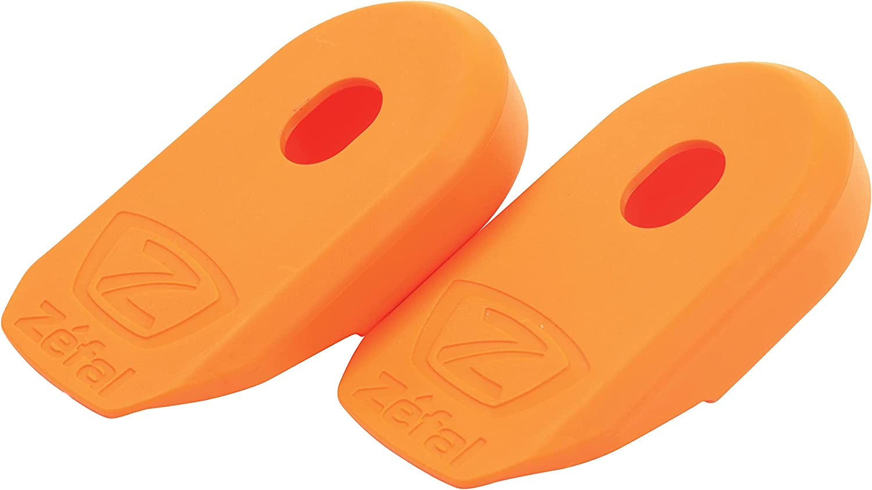 ZEFAL 263005.0 Set Protectores Biela, Naranja, Talla Única