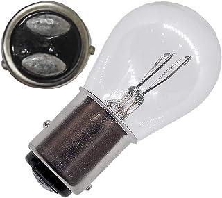 Motolite 380/BOX 12V 21/5W Double Contact Globe Bulb 10 Pieces