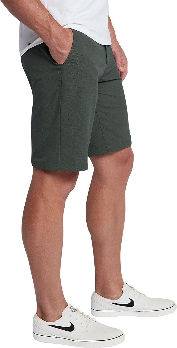 Hurley Dri-Fit Chino 22 Walk Short pour Homme Outdoor Grn