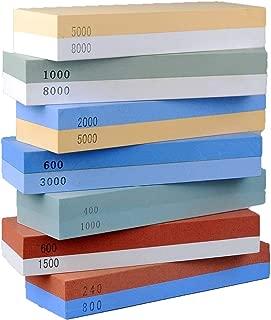 240 600 1000 3000# Kitchen Tool Knife Sharpener Whetstone Sharpening Stones Grinding,10008000 Double Side