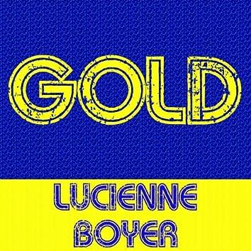 Gold: Lucienne Boyer
