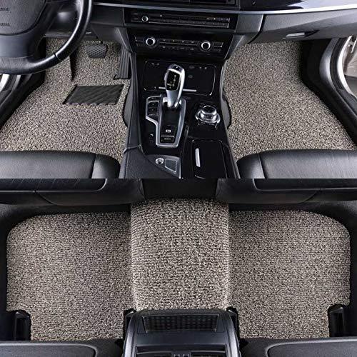 MDJFB voor autovloermatten voor Skoda Fabia 1 Karoq kodiaq accessoires Fabia 3 superb 2 Octavia A5 Yeti vloerbedekking