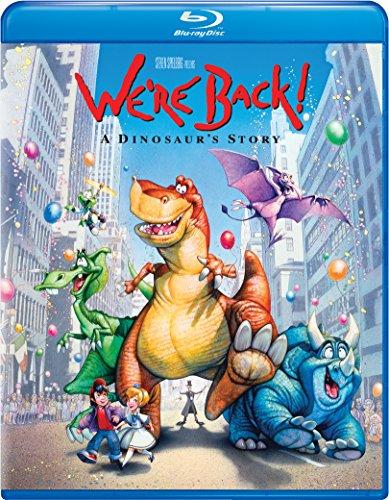 We're Back! A Dinosaur's Story [Blu-ray]