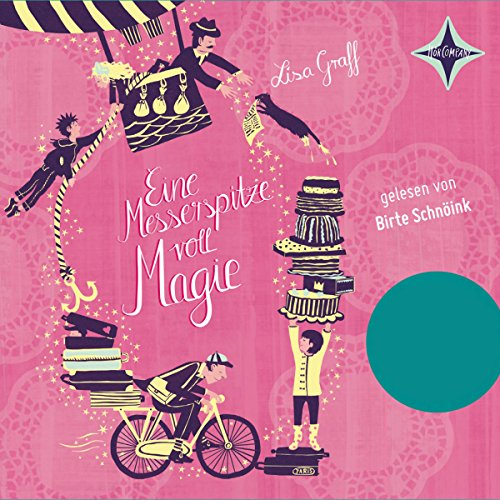 Eine Messerspitze voll Magie audiobook cover art