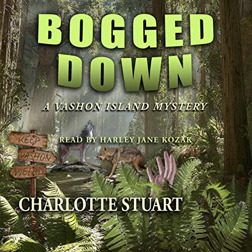 Bogged Down Audiobook By Charlotte Stuart cover art