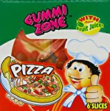 What Next Candy Gummy Pizza Display 25 g Pack of 24