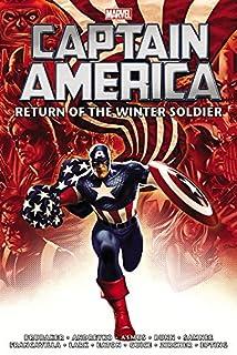 Captain America: Return of the Winter Soldier Omnibus (0785192719) | Amazon price tracker / tracking, Amazon price history charts, Amazon price watches, Amazon price drop alerts