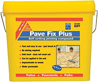 Pave Sika Fix Plus compuesto Buff 11Ltr