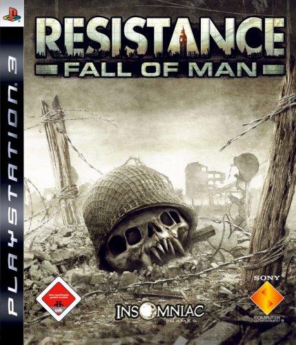 Sony Resistance:FallofMan PS3
