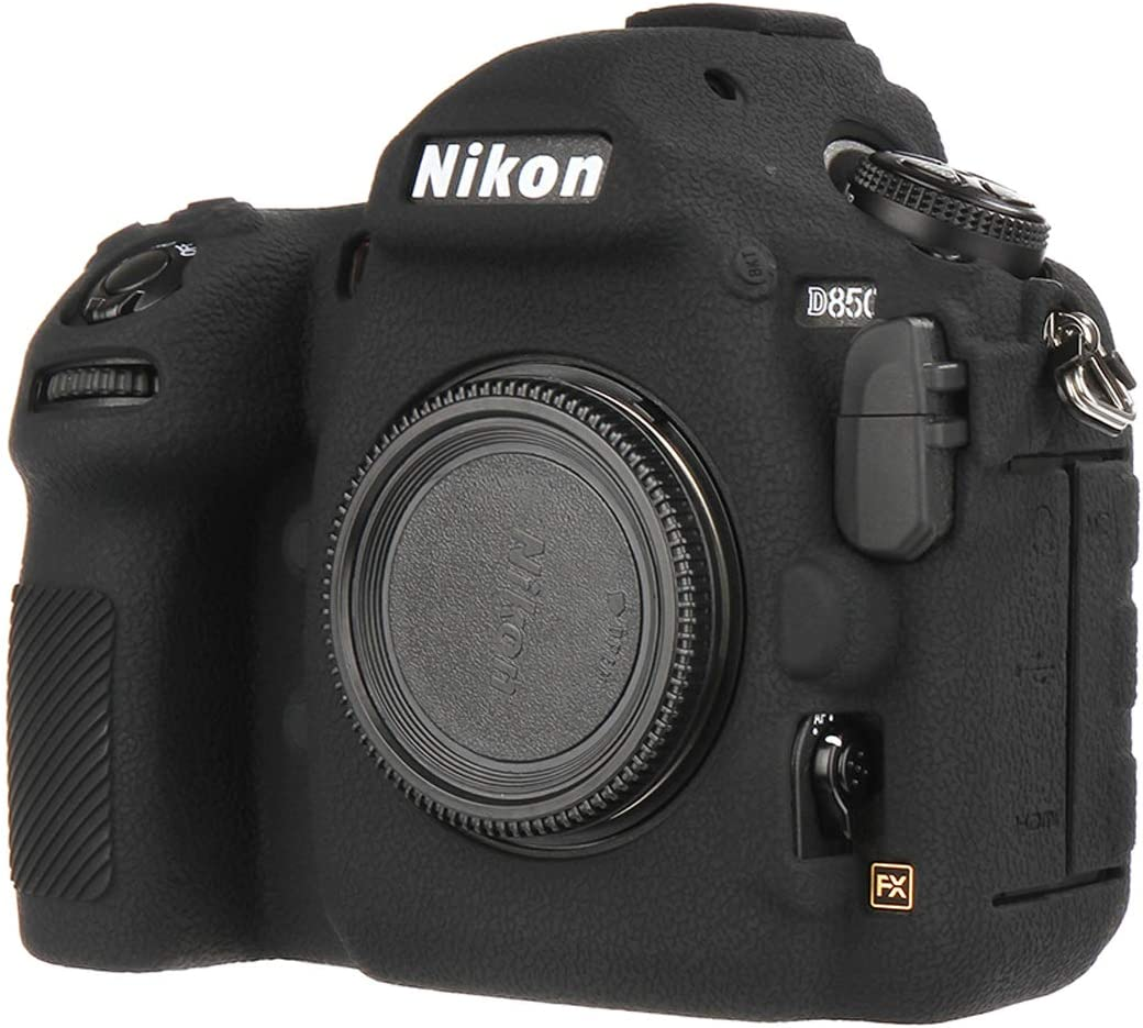 STSEETOP Nikon Directly managed store Popular standard D850 Case Professional Camera Silicone Rubber Ca