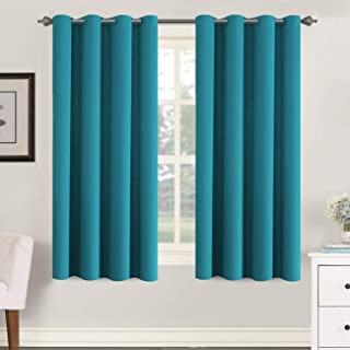 H.VERSAILTEX Thermal Insulated Blackout Curtains Soft and Smooth Baby Boy Room Window..