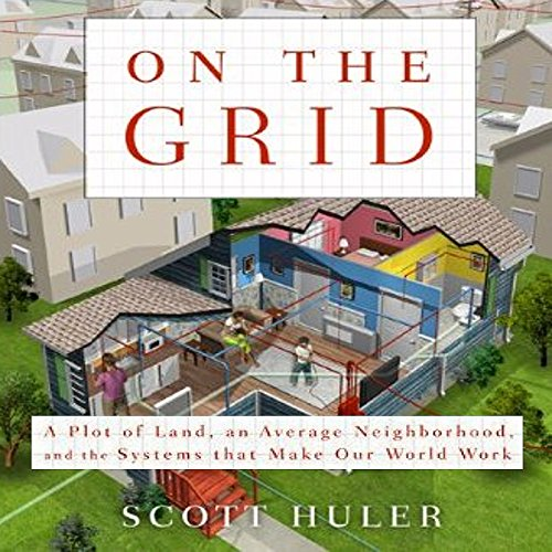 On the Grid audiobook cover art