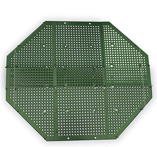 Juwel Mäusegitter (Schutzgitter für Komposterbehälter, Bodengitter als Schutz vor Nagetieren, für Komposter bis zu 82x82 cm, aus witterungsbeständigem Kunststoff) 20178