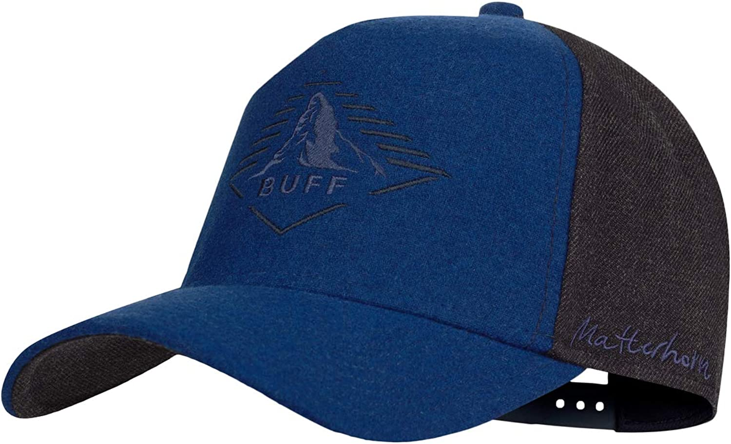 Buff Unisex_Adult Quantity limited Our shop OFFers the best service 123534.707.10.00 Snapback Cap Ma Horn matt in