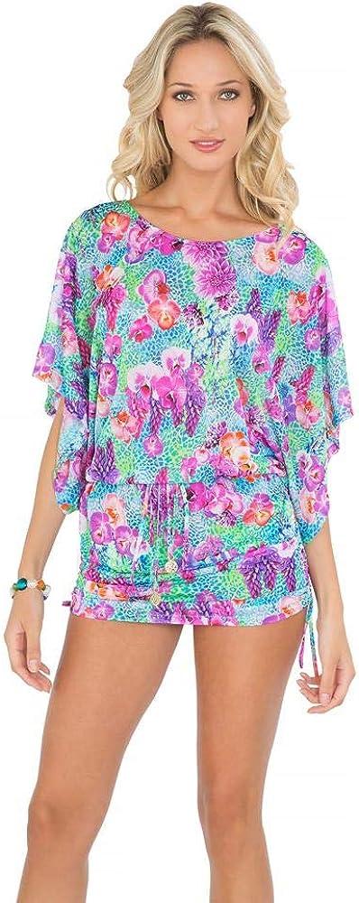 PEQUEÑO Paraiso - South Beach Dress - L/Multicolor