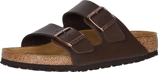 Birkenstock dark brown sandals high quality comfortable shoes