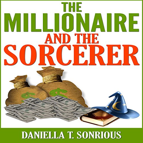 The Millionaire and the Sorcerer audiobook cover art