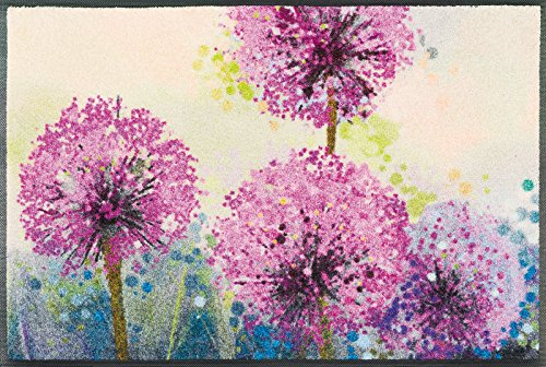 Wash+Dry Tapis, Surface en Polyamide, Coloré, 75 x 50 cm