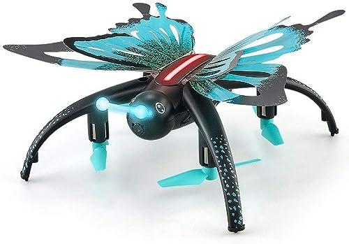 envio rapido a ti ZFD Mini Drone Drone Drone para Niños Cámara Drone RC Nano Quadcopter, Modo sin Cabeza, voltios 3D, transmisión en Tiempo Real FPV, Retorno de una tecla y retención de altitud  Ahorre 35% - 70% de descuento