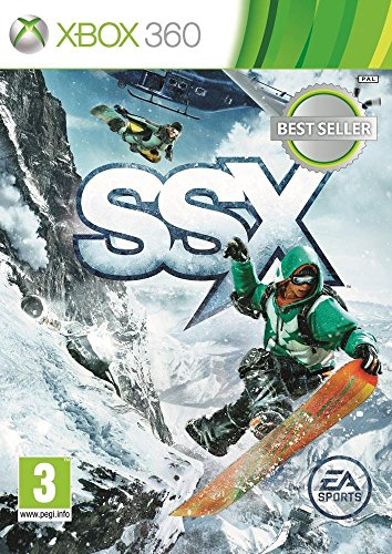 SSX - Xbox 360 (Compatible with Xbox One)