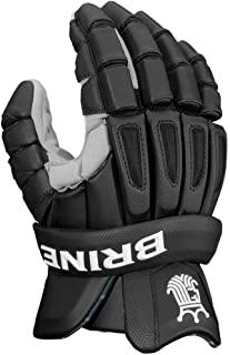 Brine King Elite Lacrosse Gloves Black 13 inch