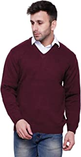 dcafead351 Wool Men's Sweaters: Buy Wool Men's Sweaters online at best prices ...