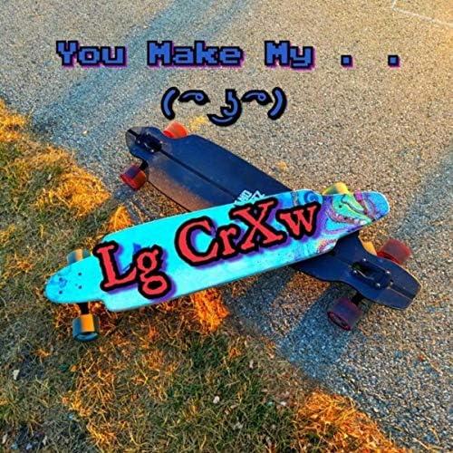 Lg CrXw