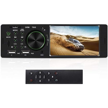 Autoradio Mit Bluetooth Freisprecheinrichtung Bedee Elektronik