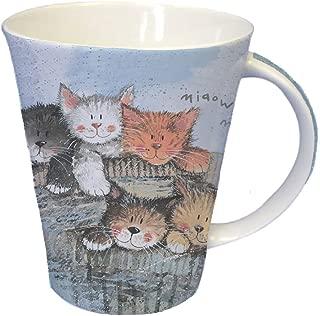 Alex Clark Kittens Mug 370ml