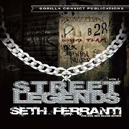 Street Legends Vol. 1 audiobook cover art