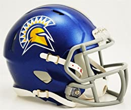 NCAA San Jose State Spartans Speed Mini Helmet