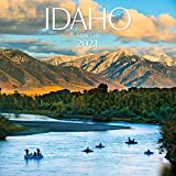 Idaho Wall Calendar 2021