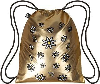 METALLIC Matt Gold Pop Rucksack Mochila tipo casual, 49 cm, 10 liters, Dorado (Matt Pop)