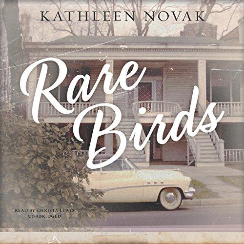 Rare Birds audiobook cover art